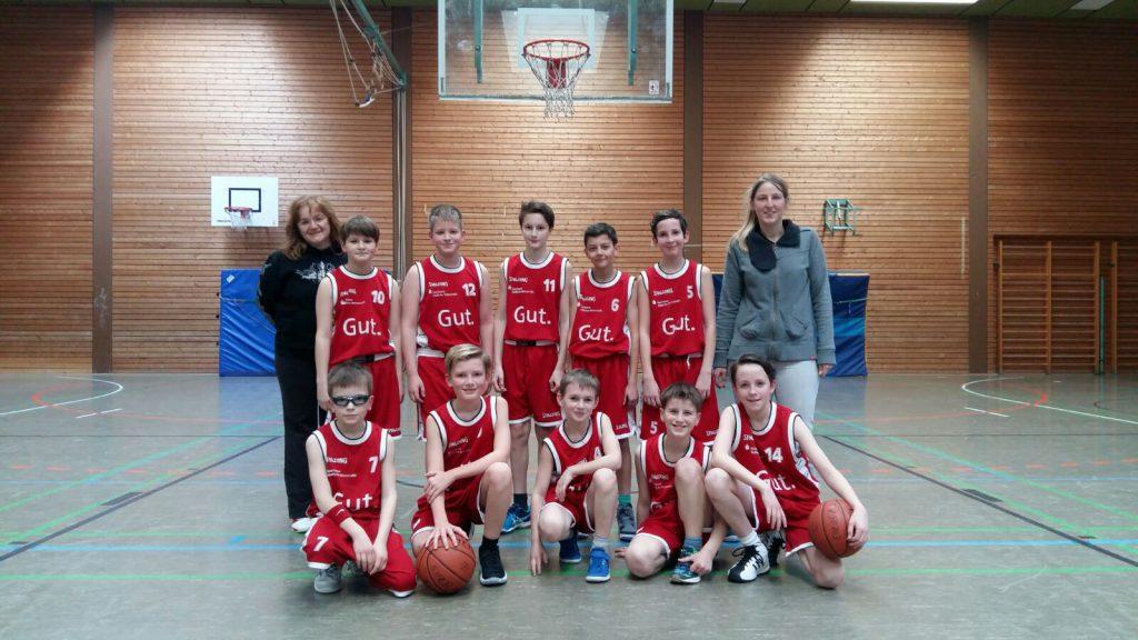Die Jugend bei den BEZA-Basketballern